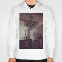 antique Hoodies featuring Antique by Jane Lacey Smith
