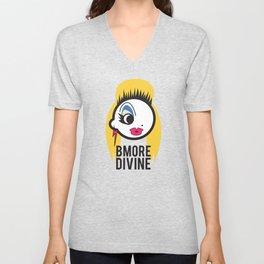 Bmore Divine Unisex V-Neck