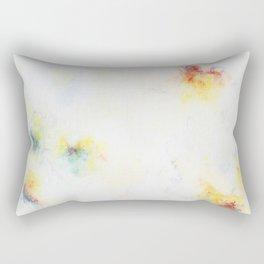 Something emerges Rectangular Pillow