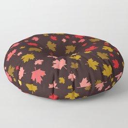 Maple Leafs Floor Pillow