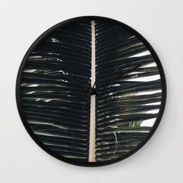 Natural Background 07 Wall Clock