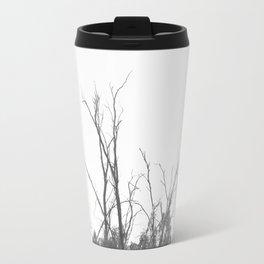 Dark Atmospheric forest Travel Mug