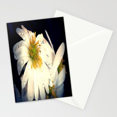 Anemone in the darkness Stationery Cards