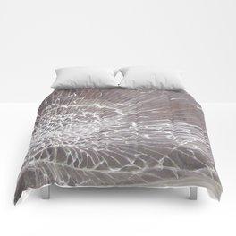 Texture #12 Glass Comforters