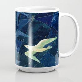 The Wanderers (detail) Coffee Mug