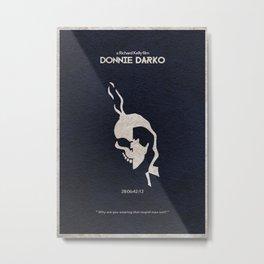 Donnie Darko Metal Print