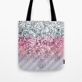 Blendeds V CL-Glitterest Tote Bag