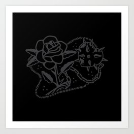 This Could Be Love Art Print