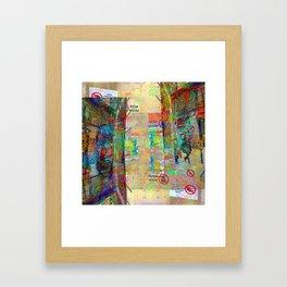20180516 Framed Art Print