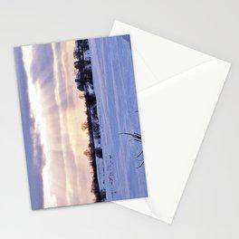 Sun Rays on the Farm Stationery Cards