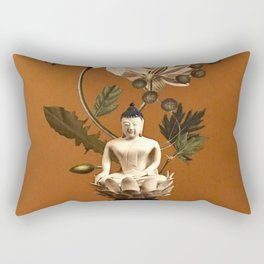 Buddha Rectangular Pillow