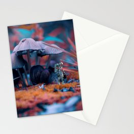 Mastering new lands Stationery Cards