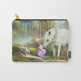 The Unicorn Book of Magic Carry-All Pouch