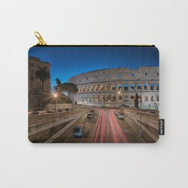 Colosseum at dawn Carry-All Pouch