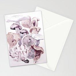 Mushroom Medley Stationery Cards