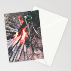 Cooking In The Wild - Borneo style Stationery Cards