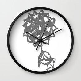 balloon bird Wall Clock