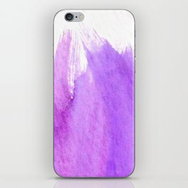 Ode to Radiant Orchid iPhone Skin