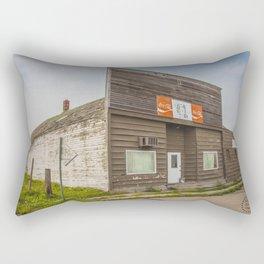 General Store, Regan, North Dakota 4 Rectangular Pillow