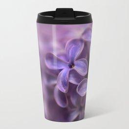 Fresh Lilac flowers Travel Mug