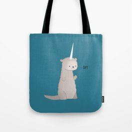 Otterly Magical Tote Bag