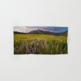Boulder In Bloom Hand & Bath Towel