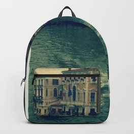 Venice, Grand Canal 3 Backpack