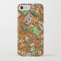 wasted rita iPhone & iPod Cases featuring Wasted Days by Craig Watkins