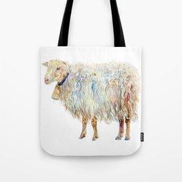 Wooly Sheep Tote Bag