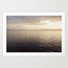 Sunrise IV Art Print