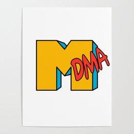 MDMA MTV parody Poster
