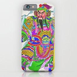 Japanese Samurai Warrior Art (30) iPhone Case