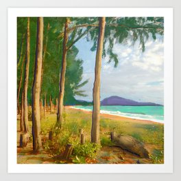 Rejuvenation (Phuket) Art Print