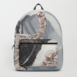 Hornbill Skeleton Museum Display Backpack