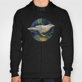 White Raven On Top of the World Hoody