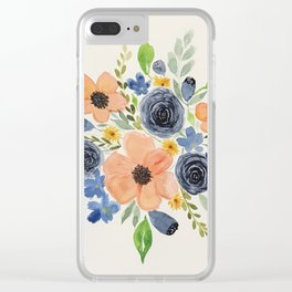 End of Summer2 Clear iPhone Case