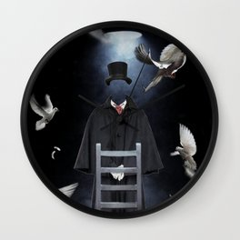 The great illusionist Wall Clock