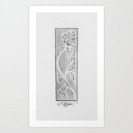 6-5-07 Art Print