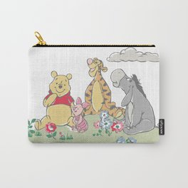 Winnie the Pooh x Cath Kidston Carry-All Pouch