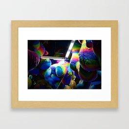Carnival Prizes Framed Art Print