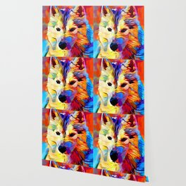 Husky 4 Wallpaper