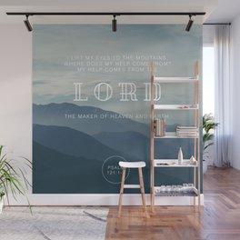 MY HELP Wall Mural