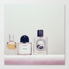 the scent ver.pink Canvas Print