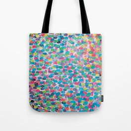 Rainbow Candy Tote Bag