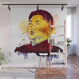 kim jong un Wall Mural