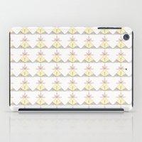 chicken iPad Cases featuring CHICKEN by Ana Depuntillas