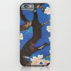 blossoming almond tree Slim Case iPhone 6s