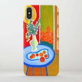 oranges in the afternoon ... iPhone Case