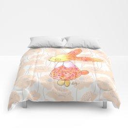 Grandma Bunny Comforters