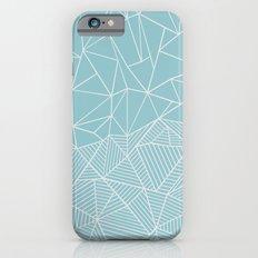 Ab Half and Half Salt iPhone 6s Slim Case